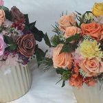 結婚式のご両親に花束贈呈用のお花
